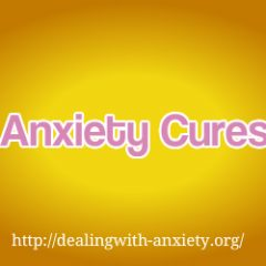 anxiety cures